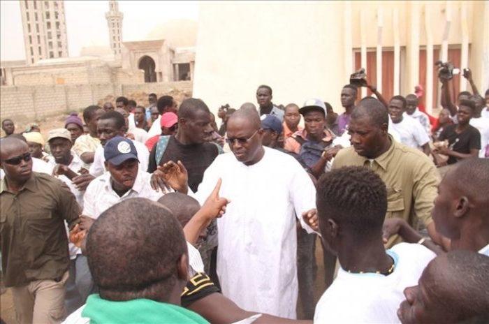 Tambacounda: échauffourées entre les camps de Me Sidiki Kaba et Khalifa Sall – 2 blessés