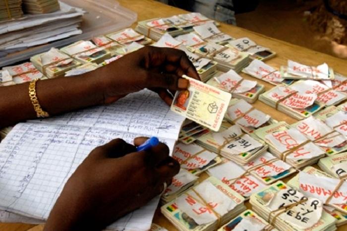Inscriptions sur les listes électorales : Ziguinchor a atteint les 100%