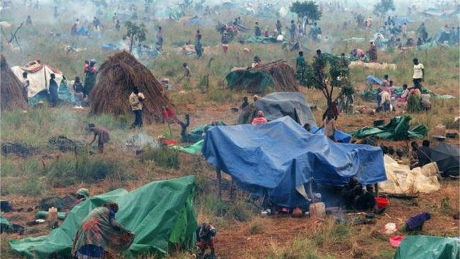 Tanzanie : afflux des réfugiés burundais
