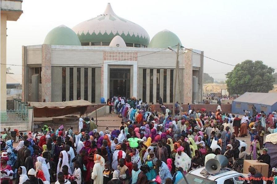 Magal de Porokhane : Les fidèles mourides se souviennent de Sokhna Mame Diarra Bousso