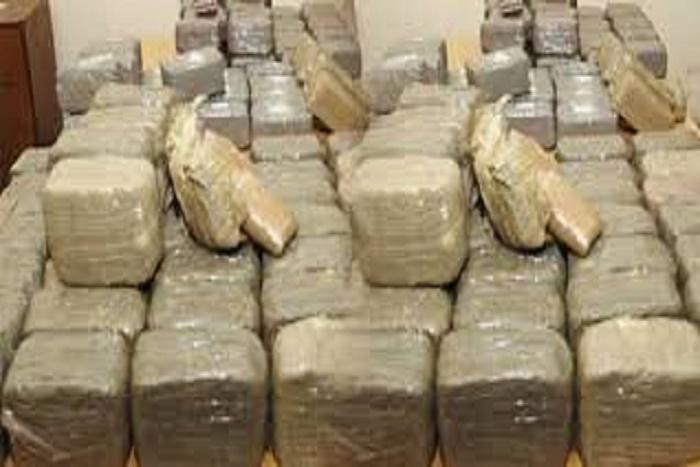 Thiès: saisie de 12 kilos de chanvre indien par la Police