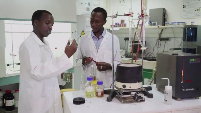 Un savon pour sauver 100.000 vies du paludisme