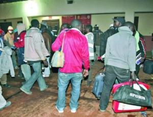 Expulsés des Etats-Unis, 130 Sénégalais arrivent cette nuit