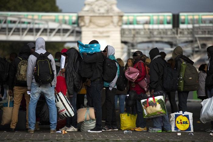 Arrivée des 130 émigrés expulsés des USA : Aucune autorité à l'accueil