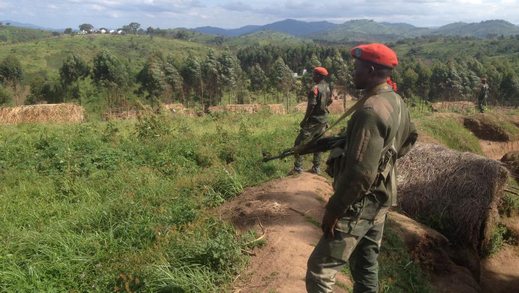 RDC: les déplacés de Luhanga avaient-ils d'autres choix que de fuir?