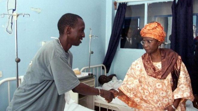 Mame Madior Boye est la première femme à avoir occupé le poste de Premier ministre au Sénégal. Elle a dirigé le gouvernement sous Abdoulaye Wade du 3 mars 2001 au 4 novembre 2002