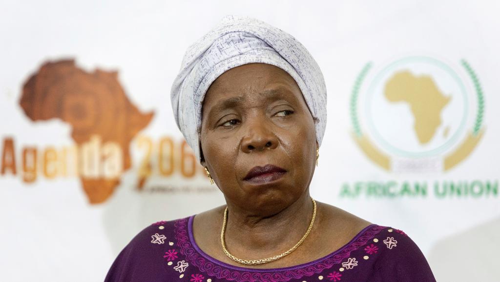 Afrique du Sud: le retour politique de Dlamini-Zuma