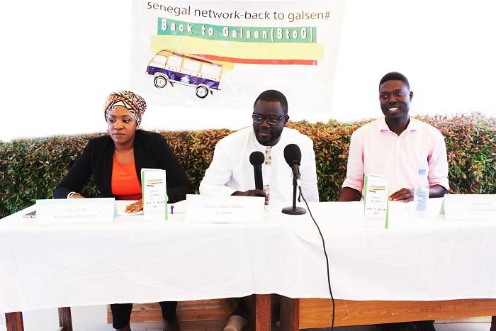 Pour l'émancipation du Sénégal : B2G appelle les jeunes diplômés à rentrer au bercail