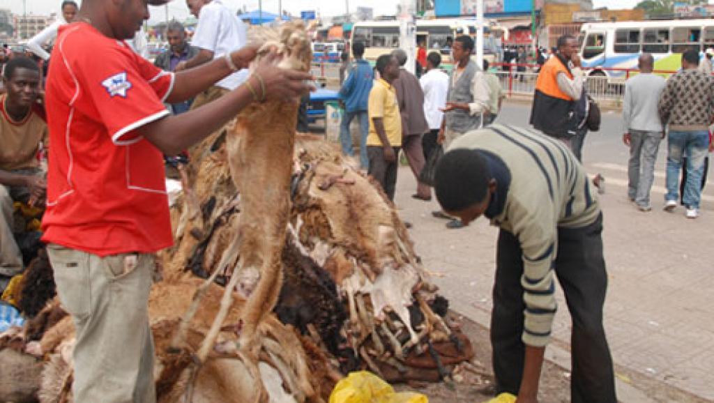 Ethiopie: un nouvel eldorado pour la fabrication des chaussures?