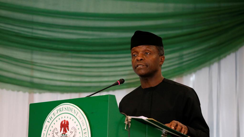 Nigeria: l'intérim assuré par Yemi Osinbajo peut-il se poursuivre?