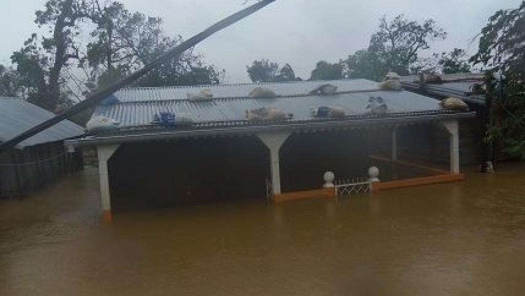 Madagascar: le district d'Antalaha peine à se relever après le cyclone Enawo