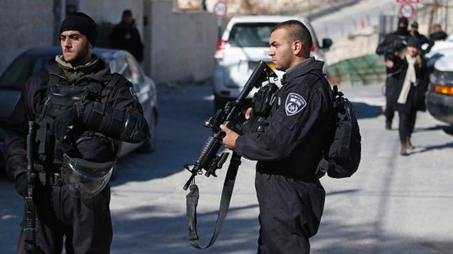 Jérusalem : un Palestinien tué par la police