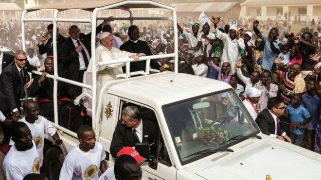 Instabilité politique: le Pape François annule sa visite en RDC