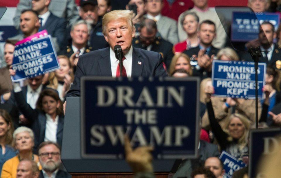  Etats-Unis: le décret migratoire de Trump à nouveau bloqué