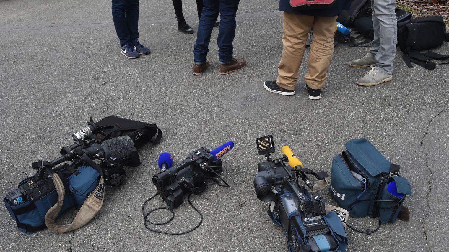 Les journalistes sont toujours moins nombreux en France