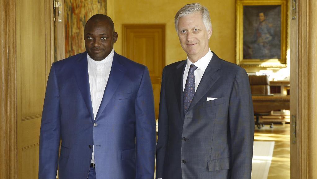 Gambie: Adama Barrow ouvre un nouveau chapitre des relations avec l'UE
