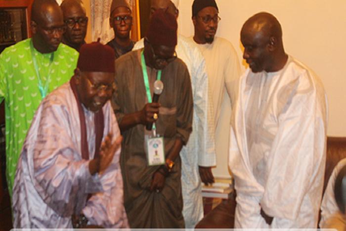 Appel de Al Amine à la cohésion nationale : Idrissa Seck totalement en phase