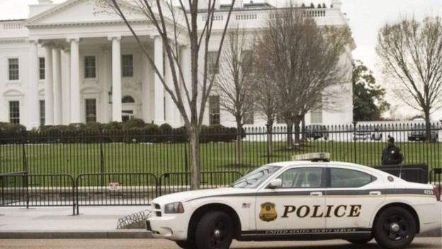 Sécurité renforcée à la Maison Blanche après des menaces