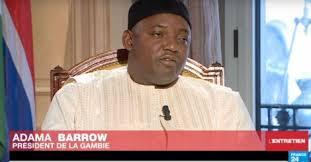 «Yahya Jammeh a pillé plus de 55 milliards de F CFA», président Barrow