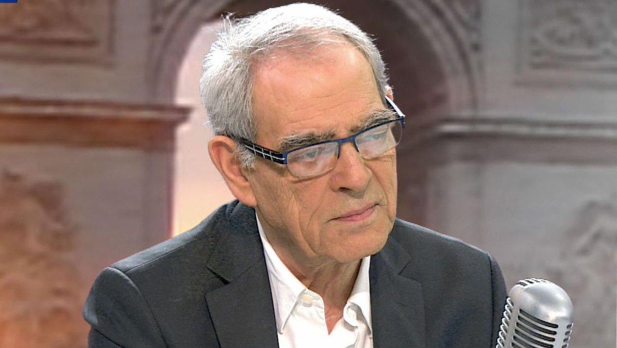 L'ex-ministre et président de l'Assemblée nationale Henri Emmanuelli est mort