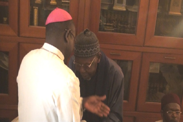 Al Amine : «Le monde ne peut pas évoluer positivement sans la paix et les chrétiens aiment la paix »