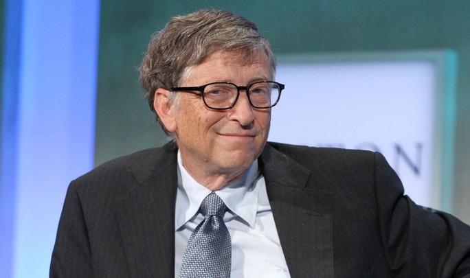 Classement Forbes: Bill Gates reste l'homme le plus riche au monde
