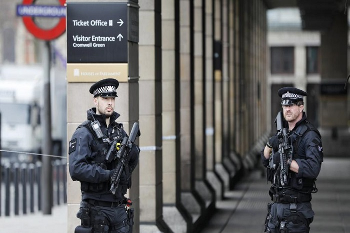 L'assaillant de Westminster, un délinquant bien connu des services de police