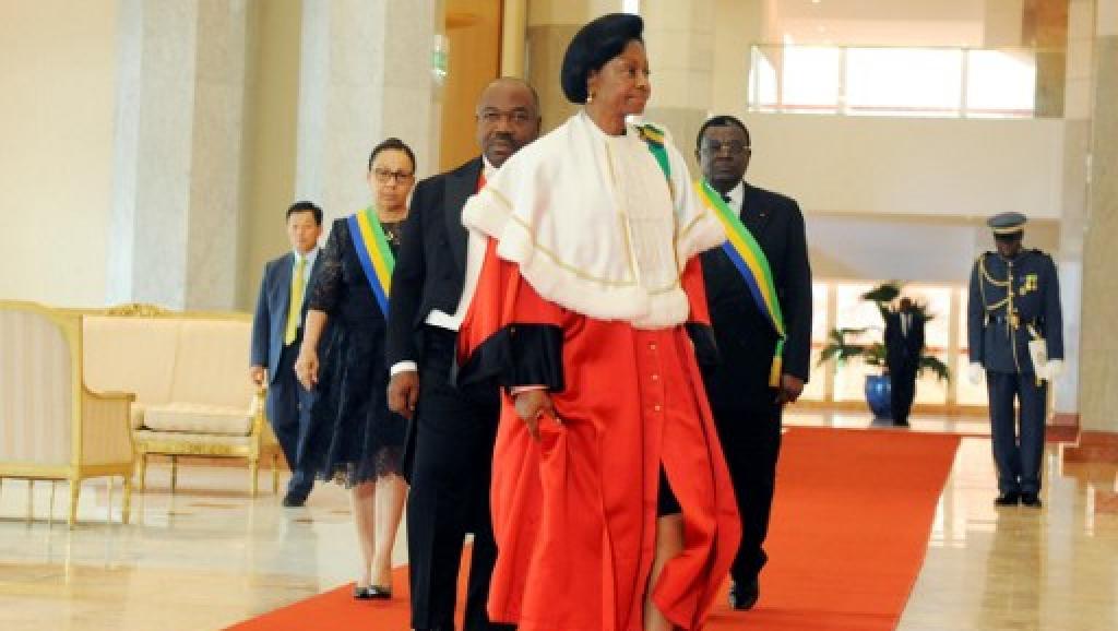 Gabon: Marie-Madeleine Mborantsuo visée par une enquête en France