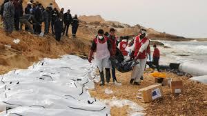 250 migrants auraient péri noyés en Méditerranée