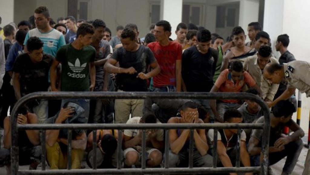 Drame migratoire en Egypte: 56 personnes condamnées