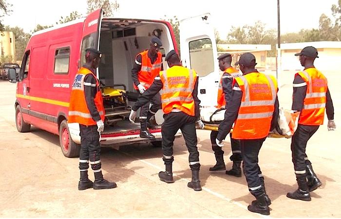 Violent accident à Mbacké : 2 morts et 8 blessés dans la collision de 2 véhicules