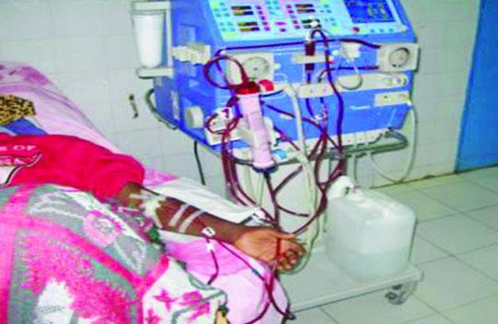 Ziguinchor: 400 patients en attente, le Centre d'hémodialyse est débordé