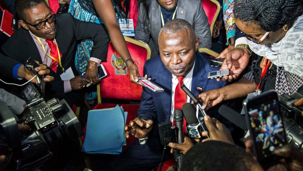 Consultations politiques en RDC: Vital Kamerhe reçu par le président Kabila