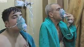 """Syrie: au moins 58 morts dans une attaque """"chimique"""""""