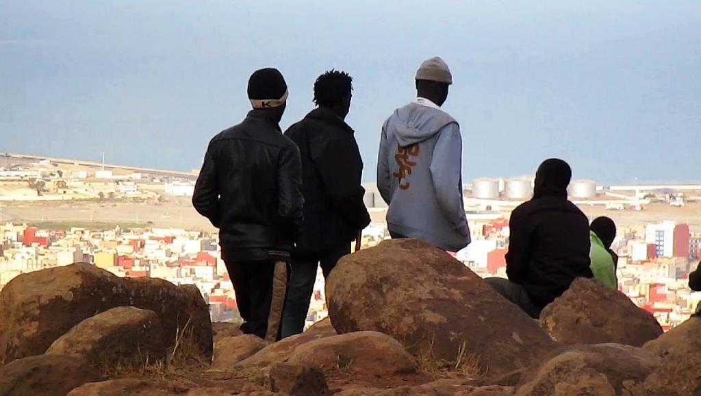 «Les sauteurs», témoignage filmique d'un immigrant malien