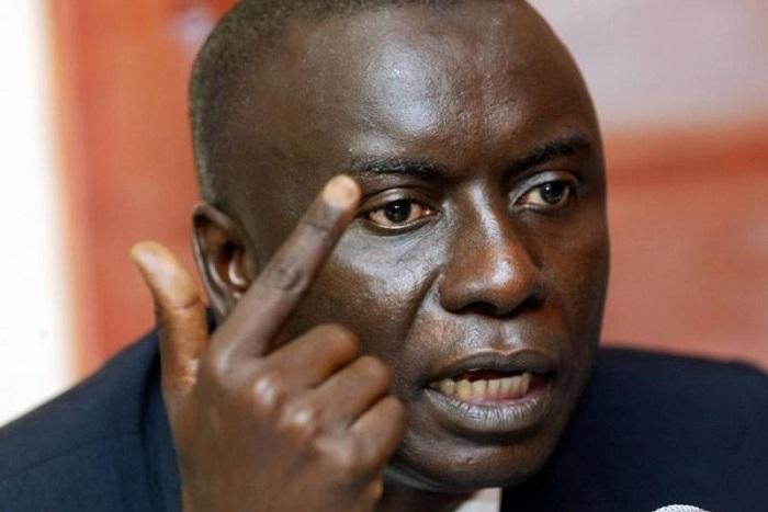 Idrissa Seck fait le diagnostic de la justice: «Elle est malade et il faut la soigner»