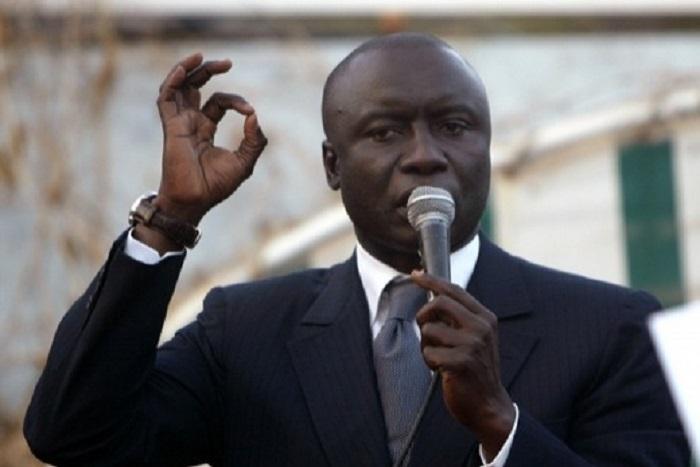 Idrissa Seck : «Macky Sall veut éliminer tous ses opposants pour aller seul aux élections»