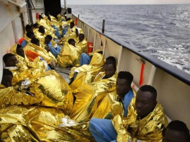 L'agence Frontex obligée de le reconnaître : Soros et ses ONG favorisent le trafic de migrants
