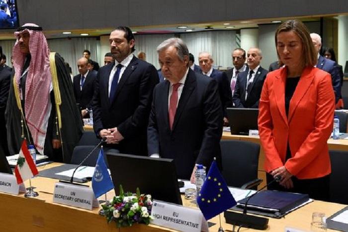 Syrie : l'Union européenne cherche à faire partie de l'équation diplomatique