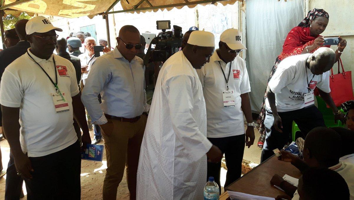 Législatives en Gambie :  l'Udp d'Adama Barrow obtient la majorité absolue à l'Assemblée nationale