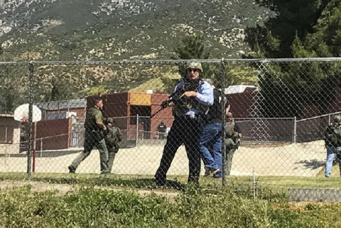 Californie : deux morts après des coups de feu dans une école de San Bernardino