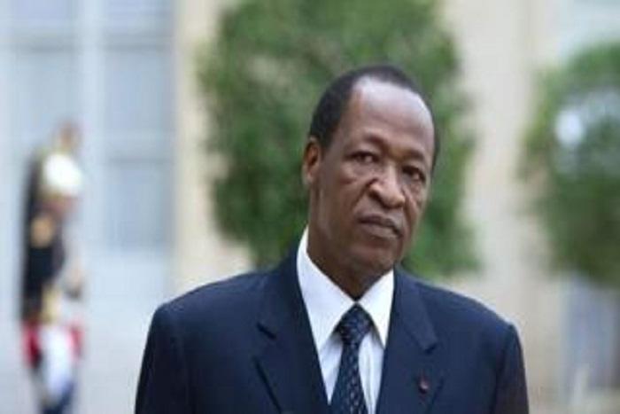 Burkina Faso: Blaise Compaoré jugé le 27 avril