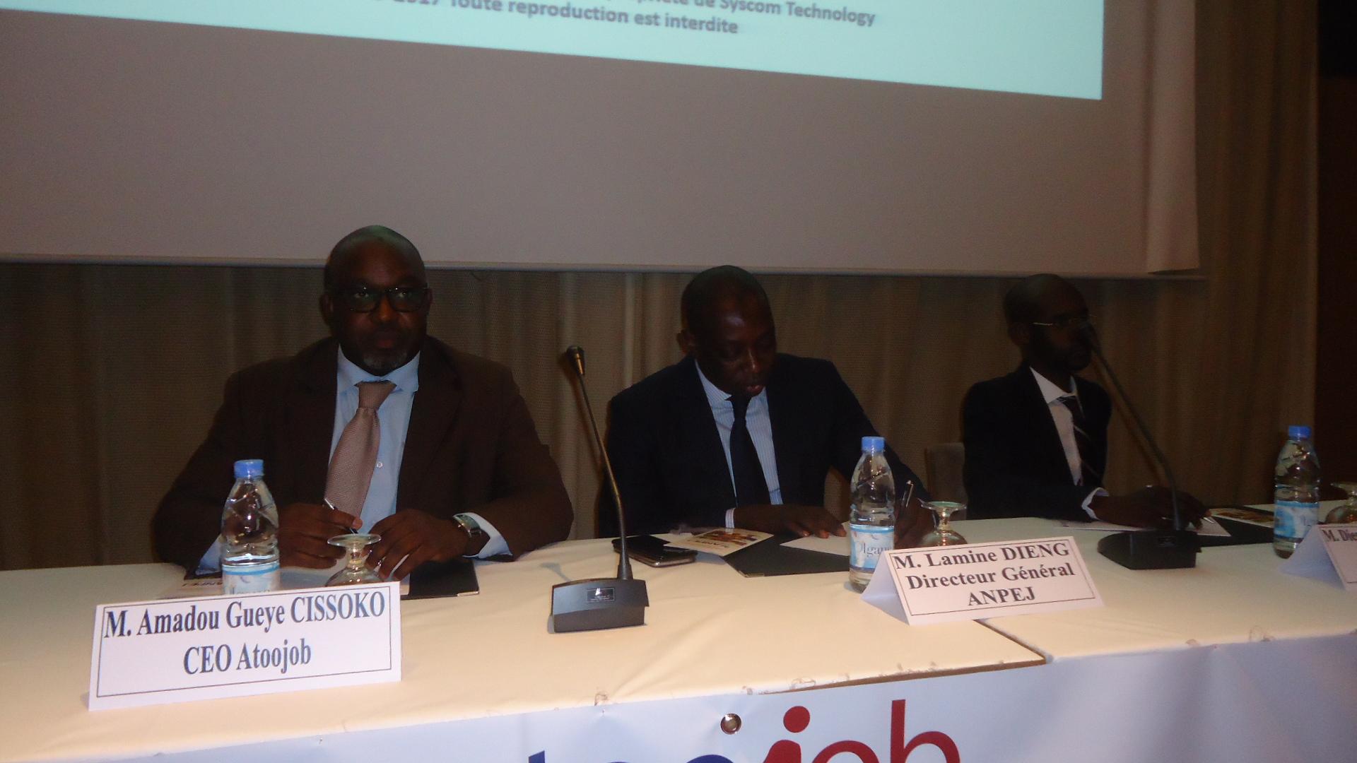 Nouvelle plateforme: Atoojob Sénégal ouvre la porte de l'emploi aux jeunes