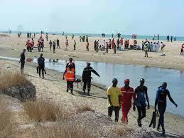 Louga - Découverte macabre sur la plage de Gnayam: le corps sans vie d'un homme repêché