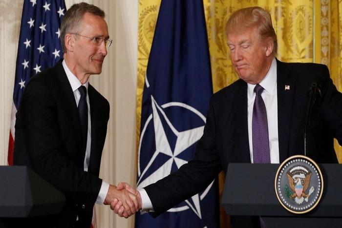 Etats-Unis: Donald Trump déclare que l'Otan n'est «plus obsolète»