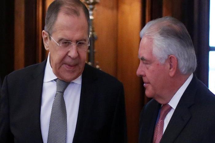 Syrie: pas de «confrontation» entre Lavrov et Tillerson selon la presse russe