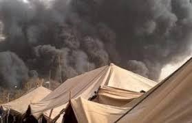 Incendie Daaka Médina Gounass: 17 corps non identifiés enterrés ce matin