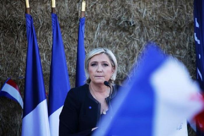 La justice française a demandé au Parlement européen la levée de l'immunité de Marine Le Pen
