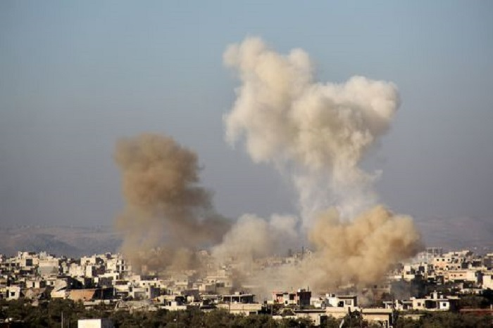 En Syrie, coup d'envoi de l'évacuation de quatre villes assiégées
