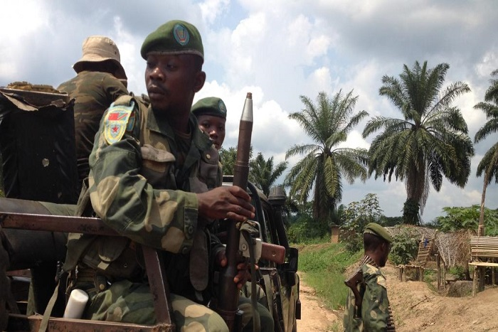 RDC: Kinshasa suspend sa coopération militaire avec Bruxelles